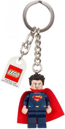 853590 LEGO® DC Comics Super Heroes Superman kulcstartó