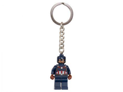 853593 LEGO® Super Heroes Amerika kapitány kulcstartó