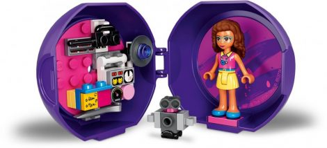 853774 LEGO® Friends Olivia műhold golyó