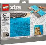 853841 LEGO® Xtra Tengerpart játszólap