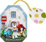 853990 LEGO® Szezonális készletek Húsvéti nyuszi ház