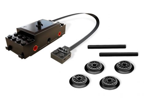 88002 LEGO® Power functions Power Functions vonatmotor