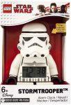 9002137 LEGO® Kiegészítők LEGO ébresztő óra - Stormtrooper