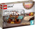 92177 LEGO® Ideas Hajó a palackban