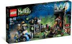 9466 LEGO® Monster Fighters Az őrült professzor szörnyetege