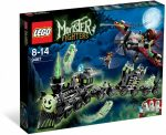 9467 LEGO® Monster Fighters A kísértetvonat