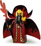 COL13-10 LEGO® Minifigurák 13. sorozat Gonosz varázsló