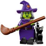 COL14-4 LEGO® Minifigurák 14. sorozat Bogaras boszorkány