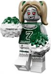 COL14-8 LEGO® Minifigurák 14. sorozat Zombi vezérszurkoló