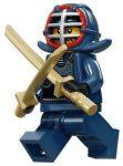 COL15-12 LEGO® Minifigurák 15. sorozat Kendo harcos