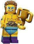 COL15-14 LEGO® Minifigurák 15. sorozat Birkózóbajnok