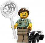 COL15-8 LEGO® Minifigurák 15. sorozat Állatidomár