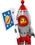 COL17-13 LEGO® Minifigurák 17. sorozat Rakétás fiú