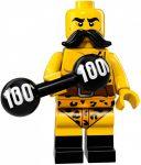 COL17-2 LEGO® Minifigurák 17. sorozat Cirkuszi erőművész