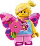 COL17-7 LEGO® Minifigurák 17. sorozat Pillangólány