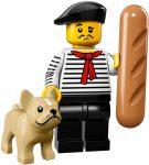 COL17-9 LEGO® Minifigurák 17. sorozat Műértő
