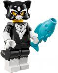 COL18-12 LEGO® Minifigurák 18. sorozat Cicajelmezes lány