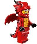 COL18-7 LEGO® Minifigurák 18. sorozat Sárkányjelmezes fiú