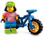 COL19-16 LEGO® Minifigurák 19. sorozat Hegyi bringás