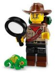 COL19-7 LEGO® Minifigurák 19. sorozat Dzsungelkutató