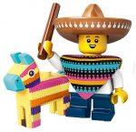 COL20-1 LEGO® Minifigurák 20. sorozat Pinyátás fiú