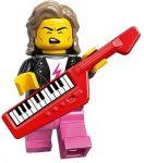 COL20-14 LEGO® Minifigurák 20. sorozat 80-as évek zenésze