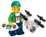 COL20-16 LEGO® Minifigurák 20. sorozat Drónos fiú