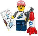 COL20-6 LEGO® Minifigurák 20. sorozat Űrrajongó