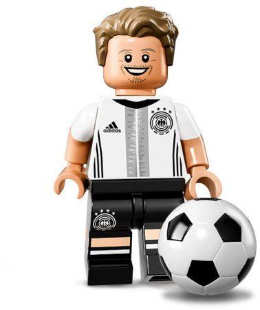 COLDFB-16 LEGO® Minifigurák Német futballválogatott Max Kruse