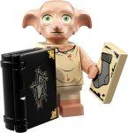 COLHP-10 LEGO® Minifigurák Harry Potter™ és a legendás lények Dobby™