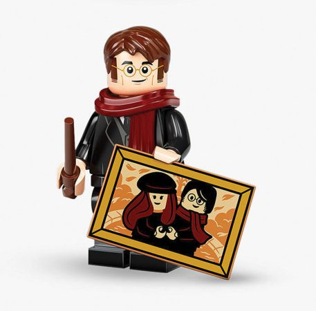 COLHP2-8 LEGO® Minifigurák HarryPotter™2. sorozat James Potter