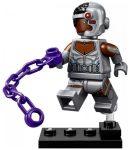 COLSH-9 LEGO® Minifigurák DC Szuperhősök sorozat Cyborg™