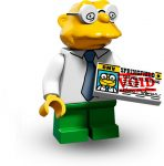 COLSIM2-10 LEGO® Minifigurák A Simpson család™ 2. sorozat Hans Moleman
