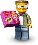 COLSIM2-15 LEGO® Minifigurák A Simpson család™ 2. sorozat Waylon Smithers