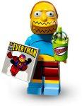 COLSIM2-7 LEGO® Minifigurák A Simpson család™ 2. sorozat Képregényes fickó