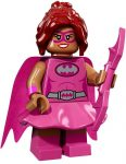COLTLBM-10 LEGO® Minifigurák The LEGO® Batman Movie Pink Power Batgirl™