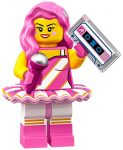 COLTLM2-11 LEGO® Minifigurák The LEGO® Movie 2™ Candy Rapper