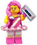 COLTLM2-11 LEGO® Minifigurák The LEGO® Movie 2™ Candy Rapper