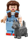 COLTLM2-16 LEGO® Minifigurák The LEGO® Movie 2™ Dorothy Gale és Toto