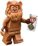 COLTLM2-17 LEGO® Minifigurák The LEGO® Movie 2™ A gyáva oroszlán