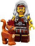 COLTLM2-6 LEGO® Minifigurák The LEGO® Movie 2™ Macskás Sherry néni és Scarfield