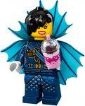 COLTLNM-11 LEGO® Minifigurák A LEGO® NINJAGO® film™ A cápahadsereg #1 Tábornoka
