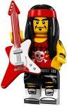 COLTLNM-17 LEGO® Minifigurák A LEGO® NINJAGO® film™ Gong és Gitár Rokker