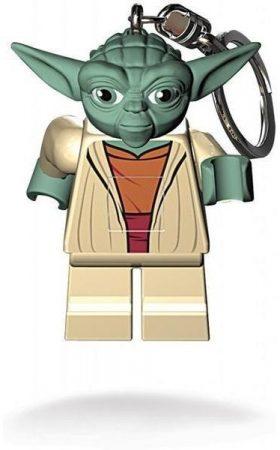 LGL-KE11 LEGO® Star Wars™ Ledes kulcstartó Yoda