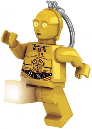LGL-KE18 LEGO® Star Wars™ C-3PO világító kulcstartó
