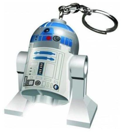 LGL-KE21 LEGO® Star Wars™ R2-D2 világító kulcstartó