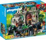 Playmobil Action 4842 Kincses templom őrökkel