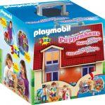 Playmobil City Life 5167 Szállítható ház