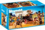 Playmobil Western 5248 Vadnyugati banditák lovaskocsival