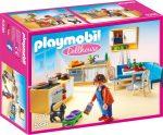 Playmobil Dollhouse 5336 Babaház - Nagy családi konyha
